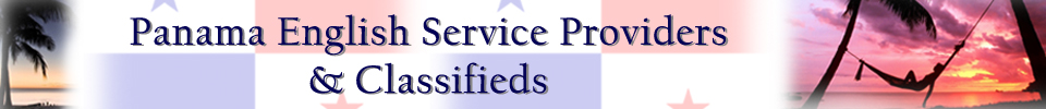 Panama English Service Providers