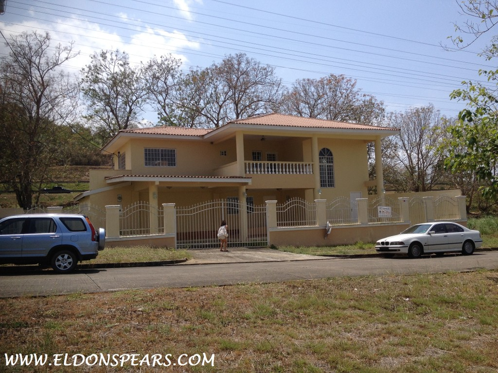 Panama City, Panama - 6 Bedroom Home!  $479,000