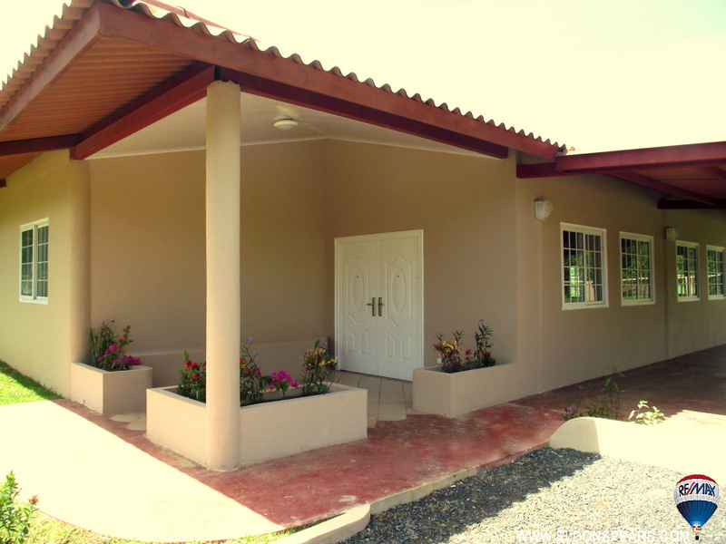 Newly Completed House in Nueva Gorgona  $249,000