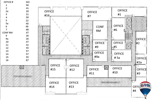 Entire Office Floor/Office Spaces Sale in El Dorado!  $2,750,000